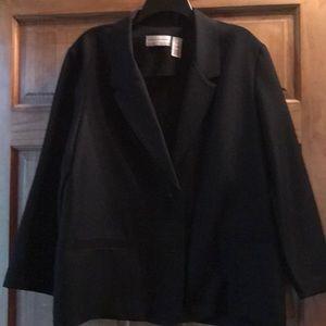 18P Alfred Dunner jacket black